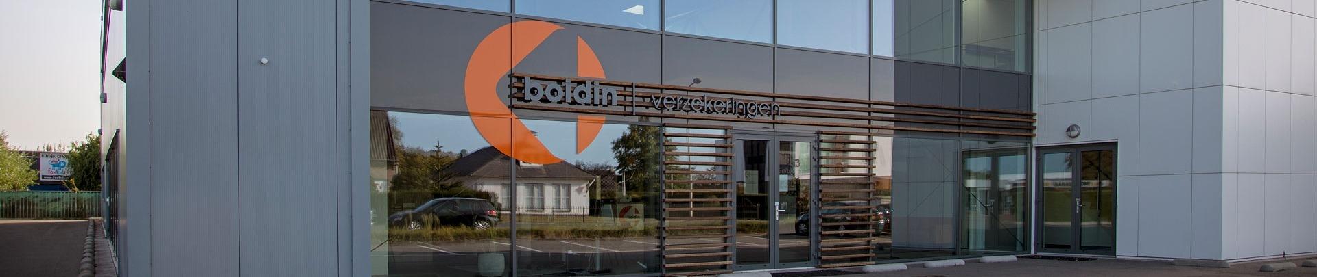 Boidin - het pand van het kantoor in Hulst